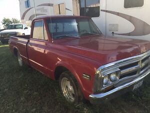 1971 Gmc short box