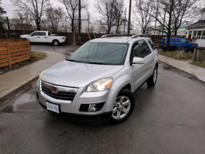 2009 SATURN OUTLOOK 154K..AWD SUV E-TESTED EXCELLENT SHAPE