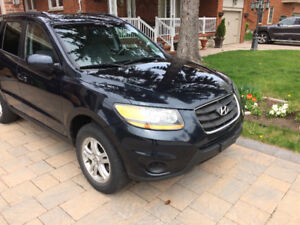 2011 Hyundai Santa Fe GL SUV, Crossover, sell by owner