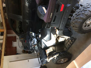 Polaris 4x4 sportsman 500 ho x2