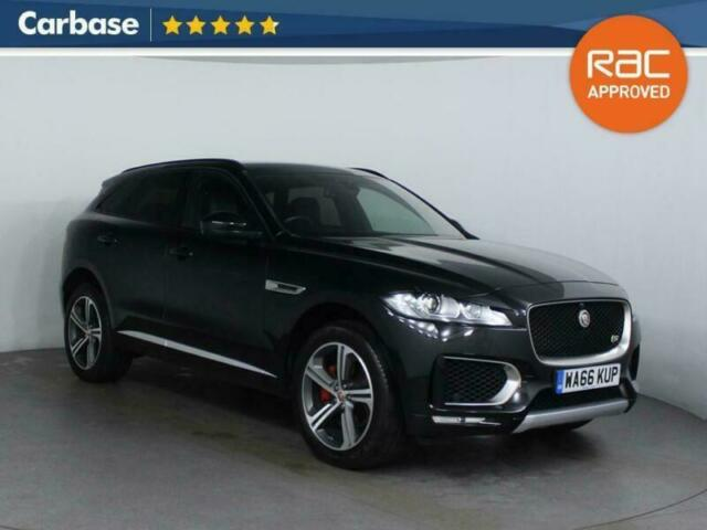 2016 Jaguar F Pace 3 0d V6 S 5dr Auto Awd Suv 5 Seats Suv Diesel Automatic In Weston Super Mare Somerset Gumtree