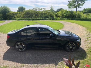New BMW 340i xdrive M performance package for sale