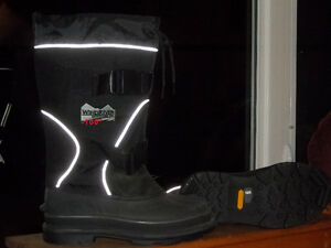 {another price  DROP}  VERY WORM SKI-DOO BOOT