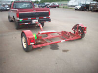 EXTRA WIDE TOW DOLLY 7 FOOT INSIDE FENDERS! TOWS GREAT