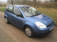Ford Fiesta 1.25 Finesse LONG MOT + FULL SERVICE HISTORY + JUST BEEN SERVICED