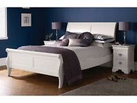 King Size bedframe (matress available also)