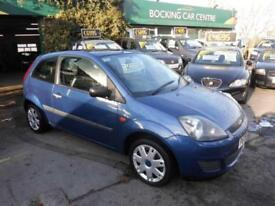 Ford Fiesta 1.25 2008 Style EXCELLENT IDEAL 1ST CAR