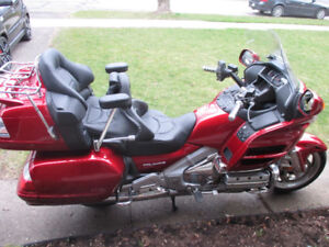 Honda Goldwing Low Mileage