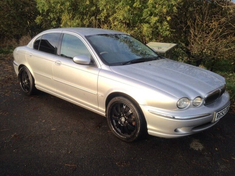 JAGUAR X-TYPE 2.5 V6 SE,2003,EX-CONDITION,4 WHEEL DRIVE ,ONLY 90000 MILES,FSH,£995!