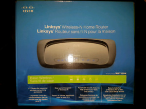Routeur linksys cisco