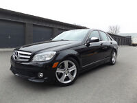 2009 Mercedes-Benz C300 4-MATIC