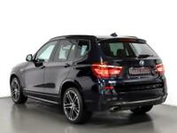 2017 BMW X3 xDrive20d M Sport 5dr Step Auto Estate Diesel Automatic