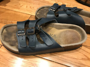 Birkenstock-style Sandalthotics by Foot Levelers - LOWER PRICE!!