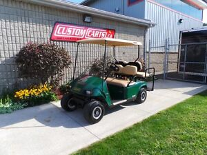 2004 E-Z-GO TXT GAS - 4PASSENGER GOLF CART - LIMITED AVAILABLE Cornwall Ontario image 1