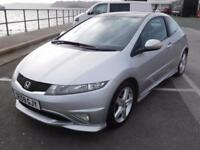 Honda Civic 1.8 i-VTEC 2010MY Type S GT