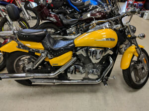 2008 Honda VTX1300C  $2999   RPM Cycle