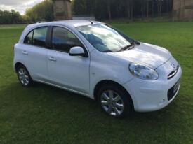 2011 Nissan Micra 1.2 12v ( 79bhp ) Acenta