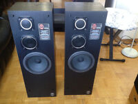EQUINOX TOWER SPEAKERS (pair): $ 90.00  2 FRONT , 2 REAR, AND 1