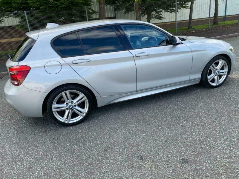 2013 BMW 1 Series 2.0 120d M Sport Sports Hatch 5dr Hatchback Diesel Automatic