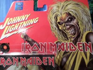 IRON MAIDEN (Unopened) 1932 Ford Coupe (VIEW OTHER ADS)