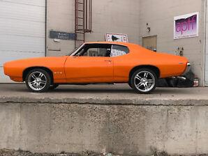 1969 GTO RAM AIR 4 IV 4 spd