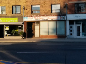 Commercial Store for Lease Dufferin/Clencairn
