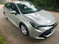 2019 Toyota Corolla 1.8 VVT-i Hybrid Icon Tech 5dr CVT ESTATE Petrol/Electric Hy