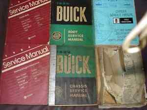 Old Vehicle Service Manuals/Books
