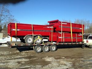 SUPER ROLL OFF BIN TRAILERS DUMP - BUSINESS OPPORTUNITY Kawartha Lakes Peterborough Area image 1