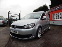 2011 Volkswagen Caddy Van 1.6 TDI 102PS Van service history,2 keys,12 months ...