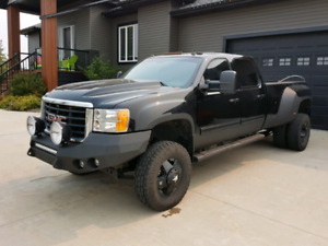 Trade 2010 Gmc 3500 dually