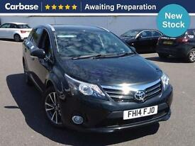 2014 TOYOTA AVENSIS 1.8 V matic Icon Business Edition 5dr M Drive S Estate
