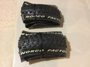 Norco Factory Team Tires