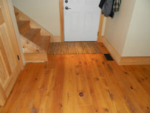 CUSTOM LONG LENGTH HARDWOOD FLOORING & V-JOINT PINE Kawartha Lakes Peterborough Area image 8