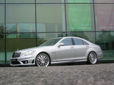 Mercedes W221 S Klasse Tieferlegungsset Airmatic Koppelstangen NEU!!