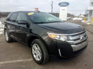 2014 Ford Edge SEL ONE OWNER, CLEAN CAR PROOF