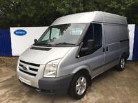 2011 Ford Transit 2.2 140bhp T260M Limited Medium High Diesel Van
