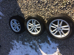 Mercedes Benz E Class Rims Stratford Kitchener Area image 2