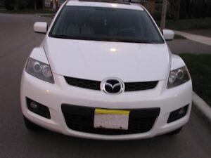 2007 Mazda CX-7 SUV, Crossover