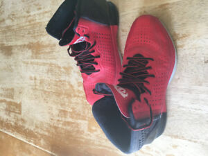 Adidas basketball sneakers - size 6