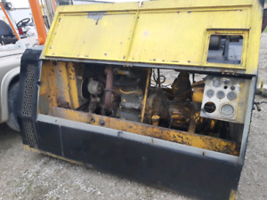Up for sale air compressor 150