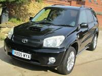 Toyota RAV4 2.0 D-4D Granite 98K From New Absolutely Outstanding Condition
