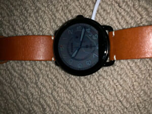 Fossil Q SmartWatch with Custom Strap