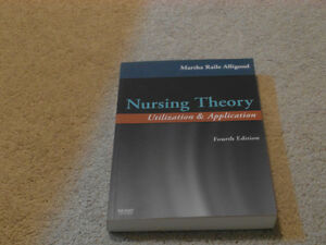 Nursing Theory: Utilization and Application
