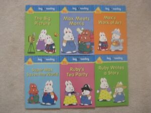 Max And Ruby Books (6 Books)