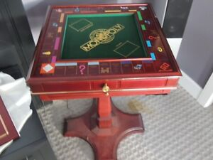 Monopoly Game Table