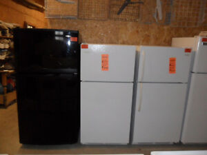 6 month warranty on Reconditioned Fridges