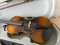 NEW VIOLIN OUTFIT