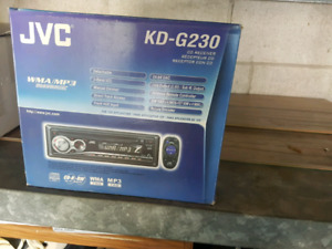 Jvc kd-G230 car stereo for sale