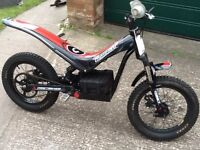 Oset 16.0 36v kids electric trials bike